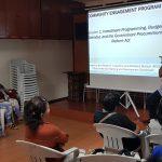 Community Engagement Program (CEP) – Session 1