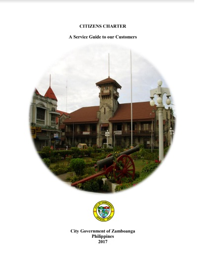 zamboanga city citizen charter