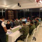 Beng climaco security meeting