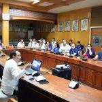 Zamboanga city task force el nino meeting