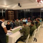 Beng climaco security meeting