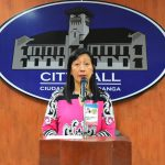 Beng climaco city hall press con