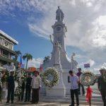 Zambo marks Rizal's 158th birthday
