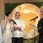 Newly-elected city officials take oath June 29