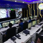 CCTV command center reports new accomplishments